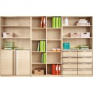 "Move-Upp Wall Unit 5 by HABA 72"" High, 439983*"