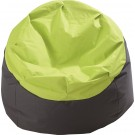 Ball Bean Bag - Light Green & Anthracite - by HABA, 022929