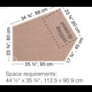 HABA Grow.upp Linoleum Platform A, 470340*