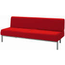 """""""Rebello"""" 3-Seater, Synthetic Leather Sofa by HABA, 158414*"""