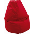 Red Lounge Bean Bag by HABA, 090842