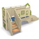 Gemino+ Experience Play Castle Variant Loft by HABA, 259008