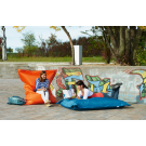 Turquoise Outdoor Cushion by HABA, 091205