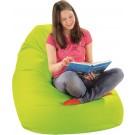 Large Light Green Lounge Bean Bag by HABA, 024839