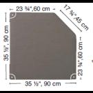 "HABA Grow.upp Soft Foam Platform B, 4 1/2"" H, 128575*"