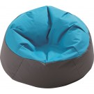 Ball Bean Bag - Teal & Anthracite - by HABA, 022927
