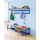 "Cloakroom Hat Rack, 61"", by HABA, 176321*"