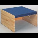 High Square Linoleum Platform by HABA, 847150*