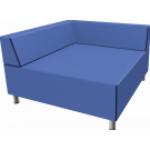 Relax Square Sofa with Seat Backs by HABA, 053610*