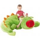 Fridolin Dragon Floor Cushion by HABA, 108605