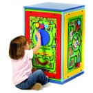 Fun Island Cube Activity Center, AMH-CUBE