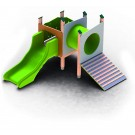 Terramo Crawling Tunnel without Cover by HABA, 429477