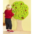 Fruit Tree, Wooden Playwall Decoration by HABA, 120183