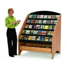 MAR-LINE® Waterfall CD & DVD Library Display System by Gressco, 3096*