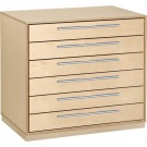 Move-Upp Document Cabinet by HABA 6 Drawers, 439511*