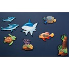 Sea Life Sound Panel Set by Audimute®, AU-GUSTH1