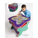 Magnetown Waiting Room Activity Table, 15-MGN-000