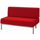 """""""Rebello"""" 2-Seater, Synthetic Leather Sofa by HABA, 158416*"""
