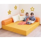 """Cozy Corner Lounge Mat by HABA, Synthetic Leather 8"""" H, 098451*"""