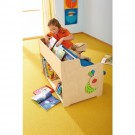 """School Library Bench by HABA, 16.5"""" Seat Ht, 122274*"""