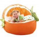 Orange Fruit Bean Bag by HABA,090861