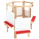 Multi-Easel 6 Pieces by HABA, 127793