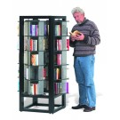 MAR-LINE® Titan Square Book & Media Display by Gressco, 4715*