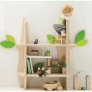 HABA Grow.upp Medium Wall Play Shelf, 120553