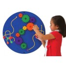 Children's Furniture Company® Loco-motion Sphere Wall Activity, Blue, PP404