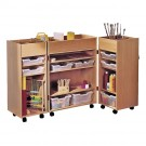 Forminant 3-Piece Folding Cupboard with Built-In Compartments by HABA, 124700