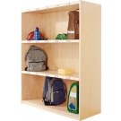 "Book Bag Shelf, 47 1/4"", 3 Compartments, by HABA, 840343"