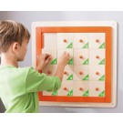 Row of Numbers Wall Panel by HABA, 120433