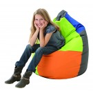 Multi-Color Bean Bag with Handle by HABA, 022923