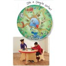 Jungle Safari Activity Table, 15-MPT-SAF