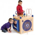 Children's Furniture Company® Play Panel Discovery Activity Island, Y107200011