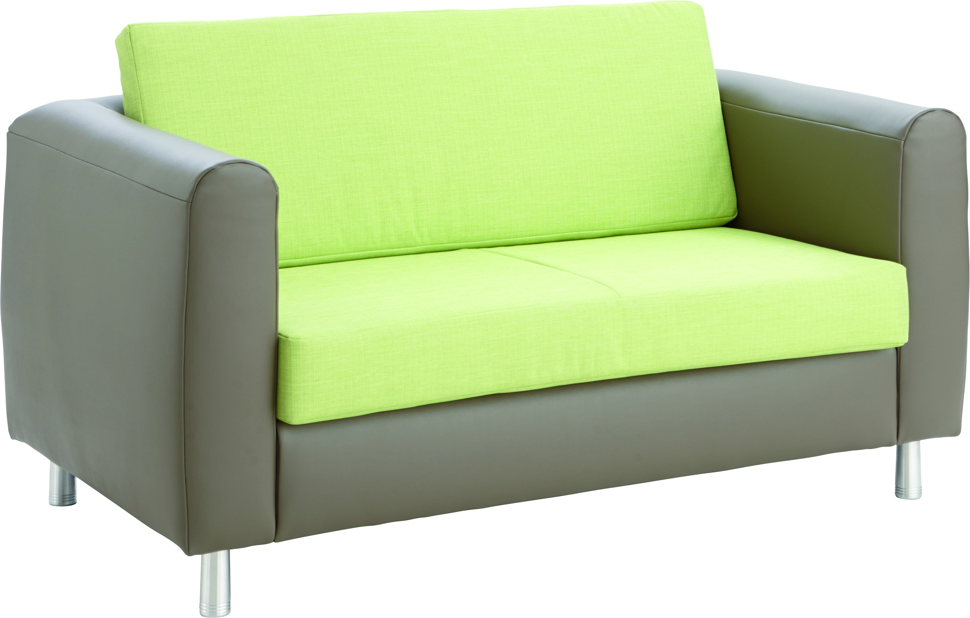 sofa with removable cushions synthetic leather by haba