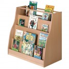 Book Cabinet / Room Divider without Casters by HABA, 525600