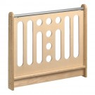 Children's Room Partition by HABA, Slots/Circles, 870083