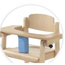 "Safety Restraint for ""Favorit"" Armrest Chair by HABA, 809602"