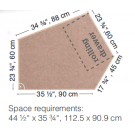 HABA Grow.upp Linoleum Platform A, 470345*