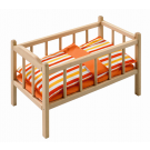 Jule Doll Bed by HABA, 044990