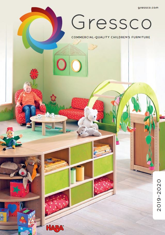 Gressco LTD - School and Library Furniture